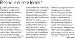 Articles qui parlent de contraception ... Pas de la vasectomie, DOMMAGE ! dans chirurgie contraceptive Article-Principes-de-santé-stérilité-150x79